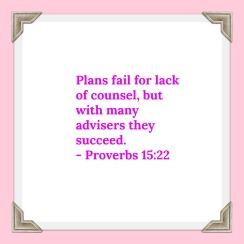 Proverbs wframe