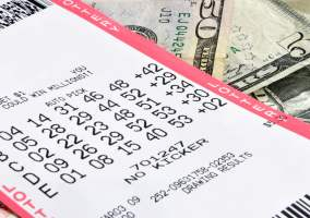 Lottery ticket 8c40513f_Lottery